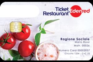 Buoni pasto Edenred Ticket Restaurant Smart