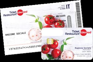 Buono pasto Edenred Ticket Restaurant®