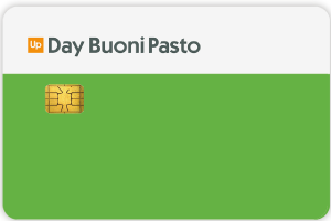 Buono pasto elettronico Up Day