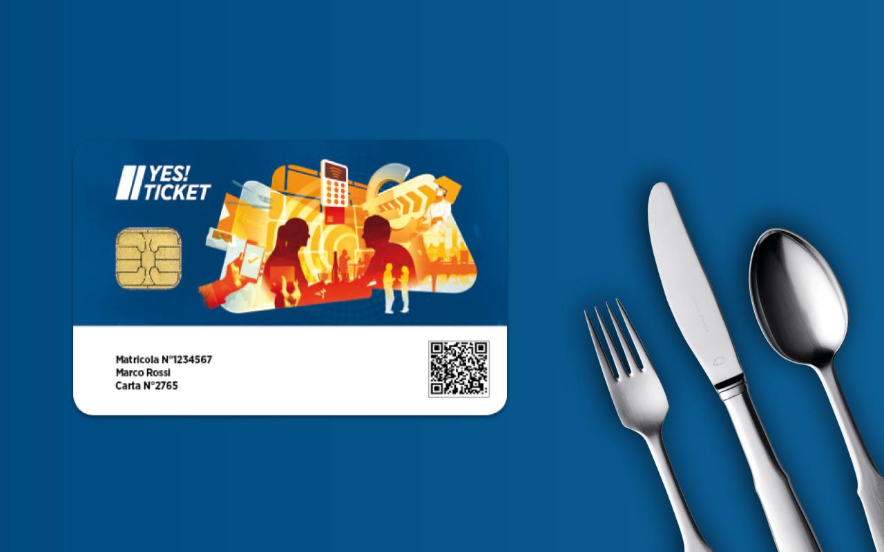 buoni pasto elettronici yes ticket